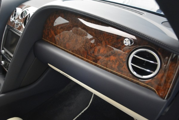 Used 2015 Bentley Flying Spur W12 for sale Sold at Rolls-Royce Motor Cars Greenwich in Greenwich CT 06830 25