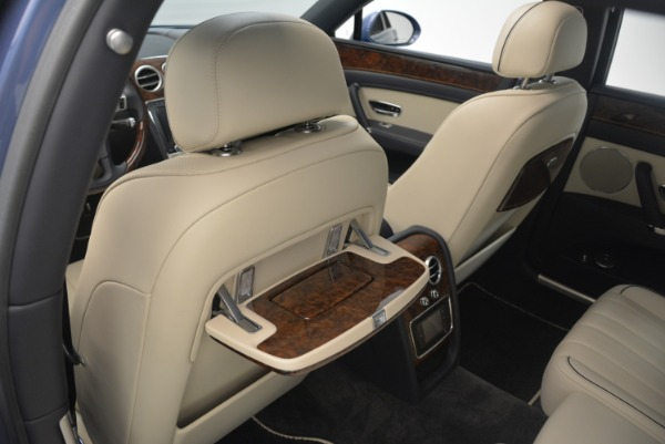 Used 2015 Bentley Flying Spur W12 for sale Sold at Rolls-Royce Motor Cars Greenwich in Greenwich CT 06830 27
