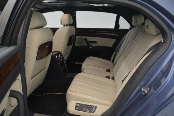 Used 2015 Bentley Flying Spur W12 for sale Sold at Rolls-Royce Motor Cars Greenwich in Greenwich CT 06830 28