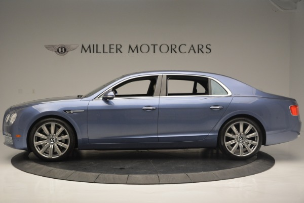 Used 2015 Bentley Flying Spur W12 for sale Sold at Rolls-Royce Motor Cars Greenwich in Greenwich CT 06830 3