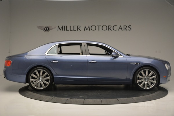Used 2015 Bentley Flying Spur W12 for sale Sold at Rolls-Royce Motor Cars Greenwich in Greenwich CT 06830 9
