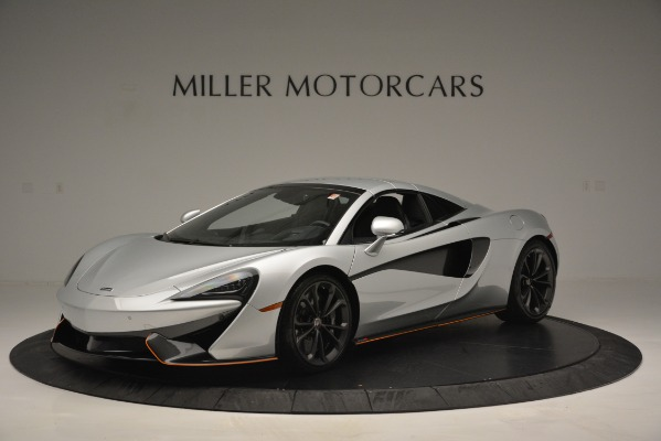 Used 2018 McLaren 570S Spider for sale Sold at Rolls-Royce Motor Cars Greenwich in Greenwich CT 06830 15
