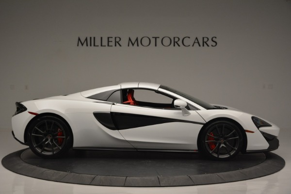Used 2018 McLaren 570S Spider for sale Sold at Rolls-Royce Motor Cars Greenwich in Greenwich CT 06830 19