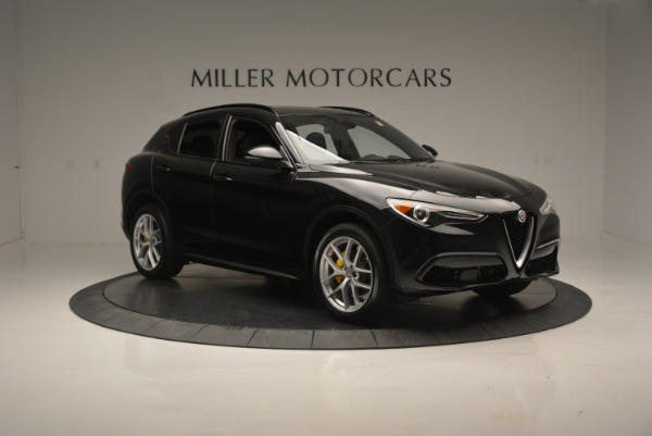 New 2018 Alfa Romeo Stelvio Ti Sport Q4 for sale Sold at Rolls-Royce Motor Cars Greenwich in Greenwich CT 06830 15