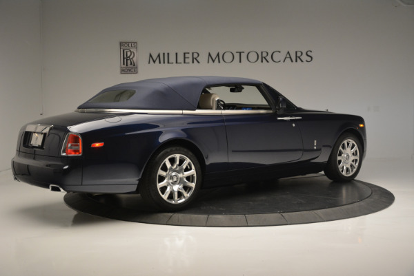 Used 2014 Rolls-Royce Phantom Drophead Coupe for sale Sold at Rolls-Royce Motor Cars Greenwich in Greenwich CT 06830 13
