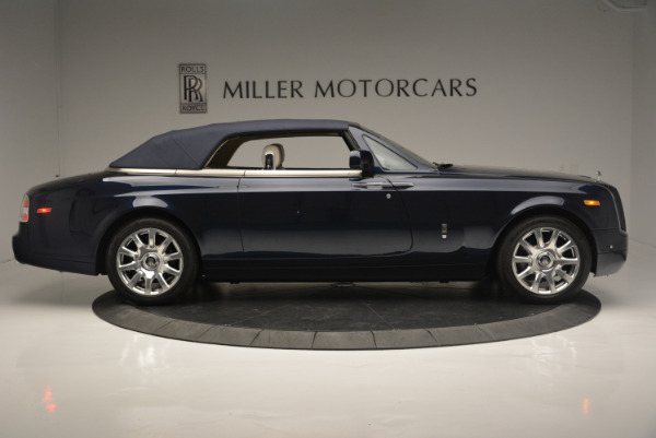 Used 2014 Rolls-Royce Phantom Drophead Coupe for sale Sold at Rolls-Royce Motor Cars Greenwich in Greenwich CT 06830 14
