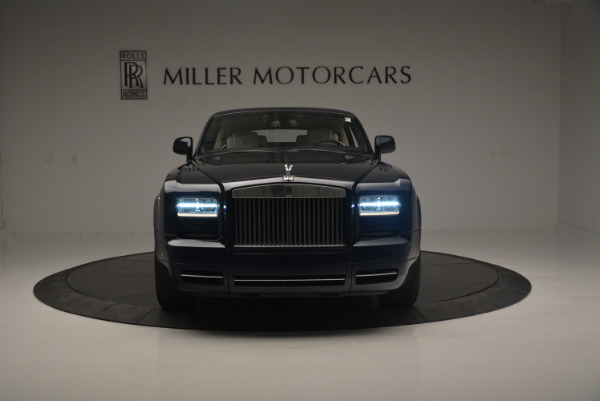 Used 2014 Rolls-Royce Phantom Drophead Coupe for sale Sold at Rolls-Royce Motor Cars Greenwich in Greenwich CT 06830 16