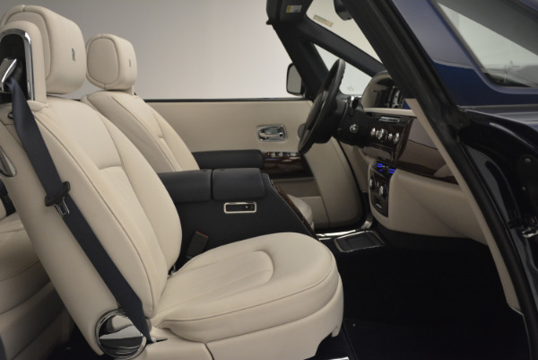 Used 2014 Rolls-Royce Phantom Drophead Coupe for sale Sold at Rolls-Royce Motor Cars Greenwich in Greenwich CT 06830 23