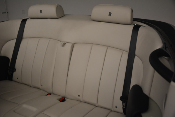 Used 2014 Rolls-Royce Phantom Drophead Coupe for sale Sold at Rolls-Royce Motor Cars Greenwich in Greenwich CT 06830 24