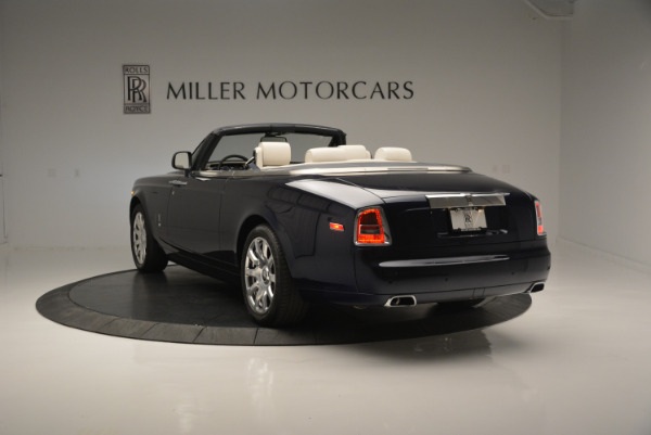 Used 2014 Rolls-Royce Phantom Drophead Coupe for sale Sold at Rolls-Royce Motor Cars Greenwich in Greenwich CT 06830 3