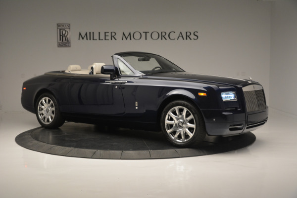 Used 2014 Rolls-Royce Phantom Drophead Coupe for sale Sold at Rolls-Royce Motor Cars Greenwich in Greenwich CT 06830 7