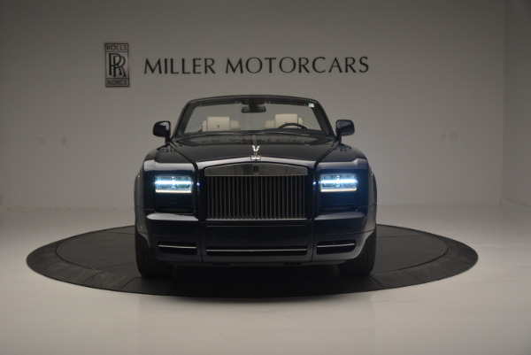 Used 2014 Rolls-Royce Phantom Drophead Coupe for sale Sold at Rolls-Royce Motor Cars Greenwich in Greenwich CT 06830 8