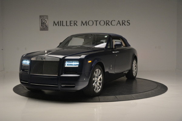 Used 2014 Rolls-Royce Phantom Drophead Coupe for sale Sold at Rolls-Royce Motor Cars Greenwich in Greenwich CT 06830 9