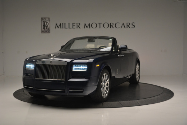 Used 2014 Rolls-Royce Phantom Drophead Coupe for sale Sold at Rolls-Royce Motor Cars Greenwich in Greenwich CT 06830 1