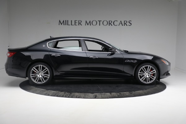 New 2018 Maserati Quattroporte S Q4 for sale Sold at Rolls-Royce Motor Cars Greenwich in Greenwich CT 06830 11