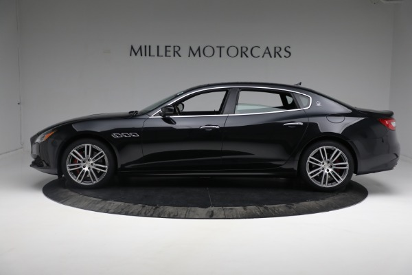 New 2018 Maserati Quattroporte S Q4 for sale Sold at Rolls-Royce Motor Cars Greenwich in Greenwich CT 06830 4