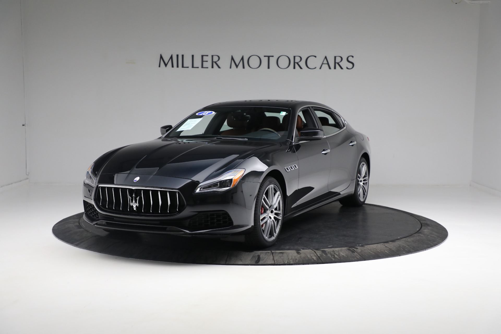 New 2018 Maserati Quattroporte S Q4 for sale Sold at Rolls-Royce Motor Cars Greenwich in Greenwich CT 06830 1
