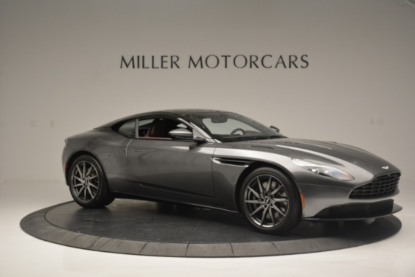 Used 2018 Aston Martin DB11 V12 for sale $167,990 at Rolls-Royce Motor Cars Greenwich in Greenwich CT 06830 10