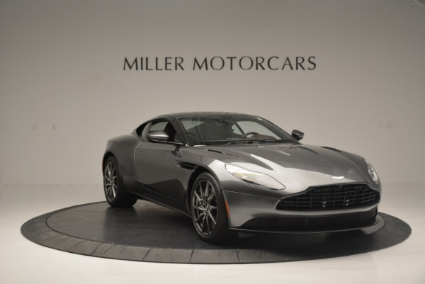 Used 2018 Aston Martin DB11 V12 for sale $167,990 at Rolls-Royce Motor Cars Greenwich in Greenwich CT 06830 11
