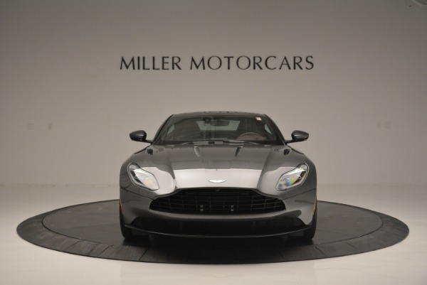 Used 2018 Aston Martin DB11 V12 for sale $167,990 at Rolls-Royce Motor Cars Greenwich in Greenwich CT 06830 12