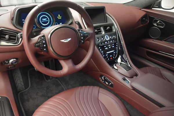 New 2018 Aston Martin DB11 V12 Coupe for sale Sold at Rolls-Royce Motor Cars Greenwich in Greenwich CT 06830 14