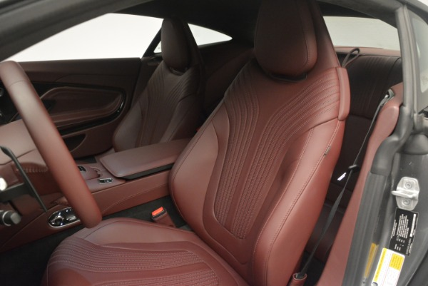 Used 2018 Aston Martin DB11 V12 for sale $167,990 at Rolls-Royce Motor Cars Greenwich in Greenwich CT 06830 15