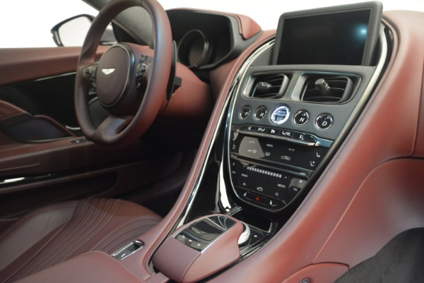 Used 2018 Aston Martin DB11 V12 for sale $167,990 at Rolls-Royce Motor Cars Greenwich in Greenwich CT 06830 18