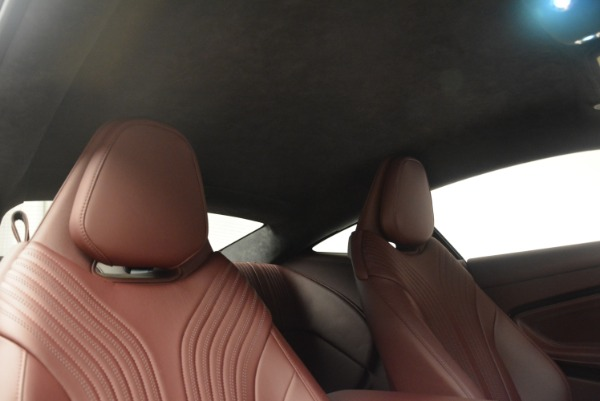 Used 2018 Aston Martin DB11 V12 for sale $167,990 at Rolls-Royce Motor Cars Greenwich in Greenwich CT 06830 19