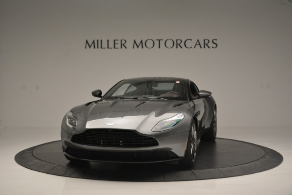 New 2018 Aston Martin DB11 V12 Coupe for sale Sold at Rolls-Royce Motor Cars Greenwich in Greenwich CT 06830 2