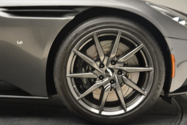 Used 2018 Aston Martin DB11 V12 for sale $167,990 at Rolls-Royce Motor Cars Greenwich in Greenwich CT 06830 20