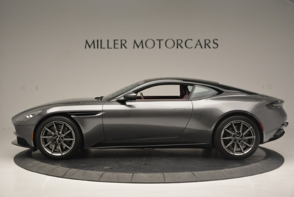 Used 2018 Aston Martin DB11 V12 for sale $167,990 at Rolls-Royce Motor Cars Greenwich in Greenwich CT 06830 3