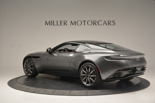 Used 2018 Aston Martin DB11 V12 for sale $167,990 at Rolls-Royce Motor Cars Greenwich in Greenwich CT 06830 4