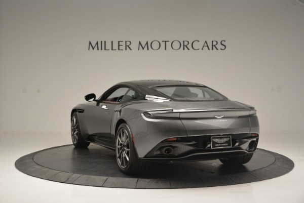 Used 2018 Aston Martin DB11 V12 for sale $167,990 at Rolls-Royce Motor Cars Greenwich in Greenwich CT 06830 5