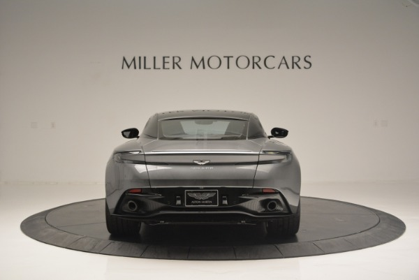 Used 2018 Aston Martin DB11 V12 for sale $167,990 at Rolls-Royce Motor Cars Greenwich in Greenwich CT 06830 6