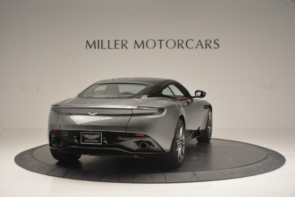 New 2018 Aston Martin DB11 V12 Coupe for sale Sold at Rolls-Royce Motor Cars Greenwich in Greenwich CT 06830 7