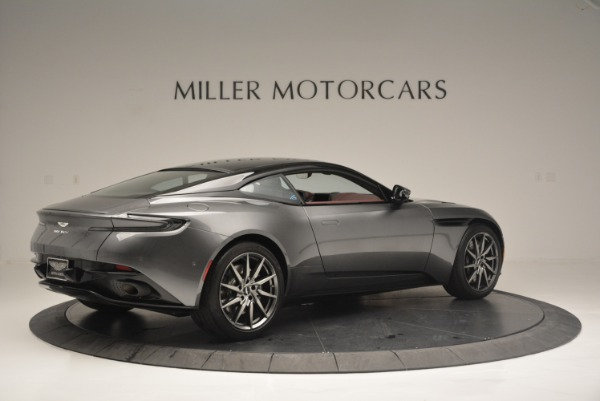 New 2018 Aston Martin DB11 V12 Coupe for sale Sold at Rolls-Royce Motor Cars Greenwich in Greenwich CT 06830 8