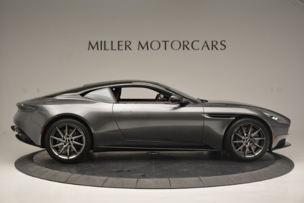 New 2018 Aston Martin DB11 V12 Coupe for sale Sold at Rolls-Royce Motor Cars Greenwich in Greenwich CT 06830 9