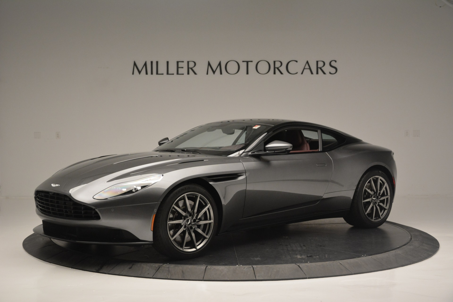 Used 2018 Aston Martin DB11 V12 for sale $167,990 at Rolls-Royce Motor Cars Greenwich in Greenwich CT 06830 1