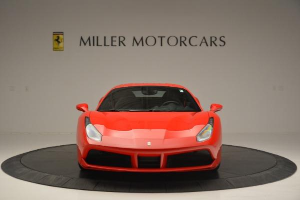 Used 2017 Ferrari 488 GTB for sale Sold at Rolls-Royce Motor Cars Greenwich in Greenwich CT 06830 12