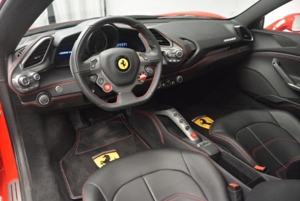 Used 2017 Ferrari 488 GTB for sale Sold at Rolls-Royce Motor Cars Greenwich in Greenwich CT 06830 13