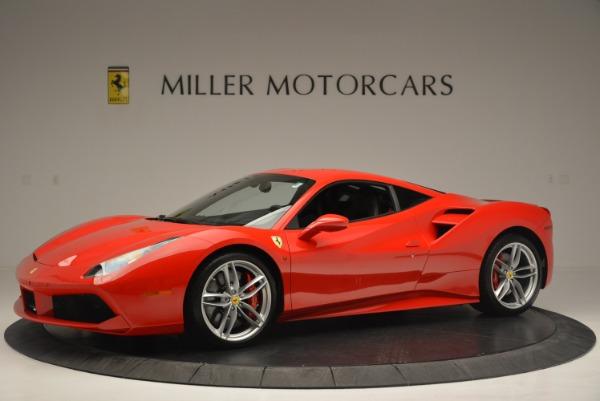 Used 2017 Ferrari 488 GTB for sale Sold at Rolls-Royce Motor Cars Greenwich in Greenwich CT 06830 2
