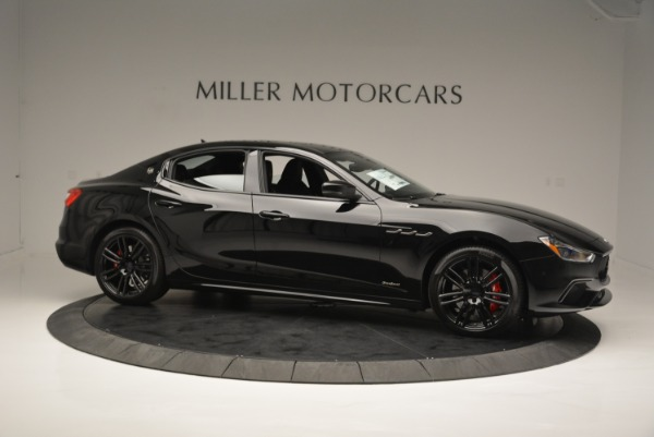New 2018 Maserati Ghibli SQ4 GranSport Nerissimo for sale Sold at Rolls-Royce Motor Cars Greenwich in Greenwich CT 06830 10