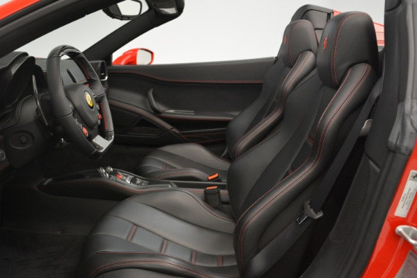 Used 2015 Ferrari 458 Spider for sale Sold at Rolls-Royce Motor Cars Greenwich in Greenwich CT 06830 27
