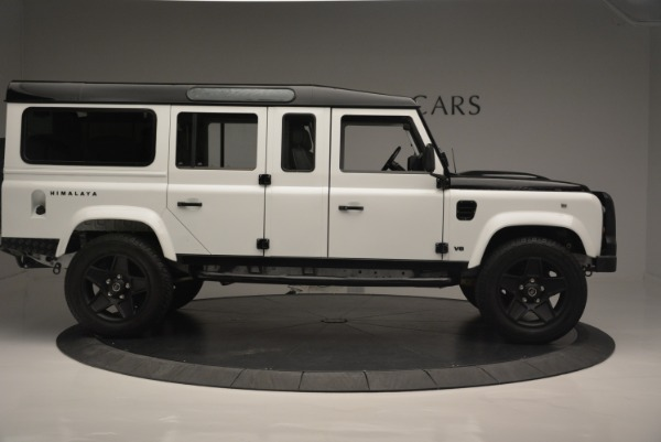 Used 1994 Land Rover Defender 130 Himalaya for sale Sold at Rolls-Royce Motor Cars Greenwich in Greenwich CT 06830 10