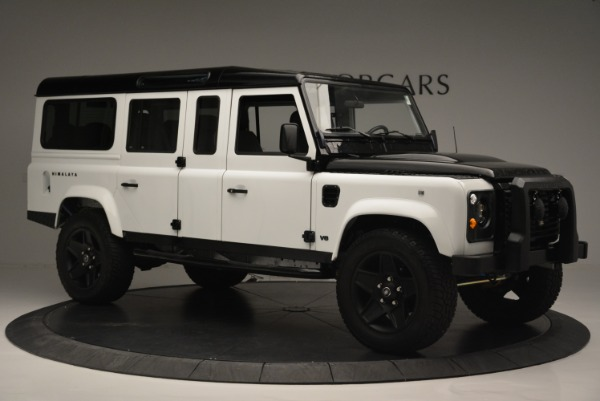 Used 1994 Land Rover Defender 130 Himalaya for sale Sold at Rolls-Royce Motor Cars Greenwich in Greenwich CT 06830 11