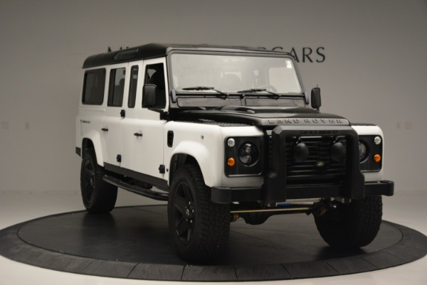 Used 1994 Land Rover Defender 130 Himalaya for sale Sold at Rolls-Royce Motor Cars Greenwich in Greenwich CT 06830 12