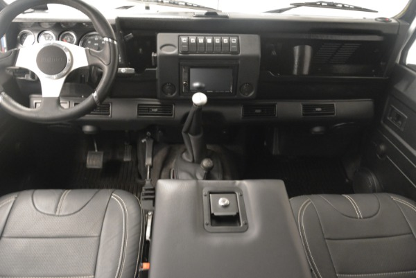 Used 1994 Land Rover Defender 130 Himalaya for sale Sold at Rolls-Royce Motor Cars Greenwich in Greenwich CT 06830 15