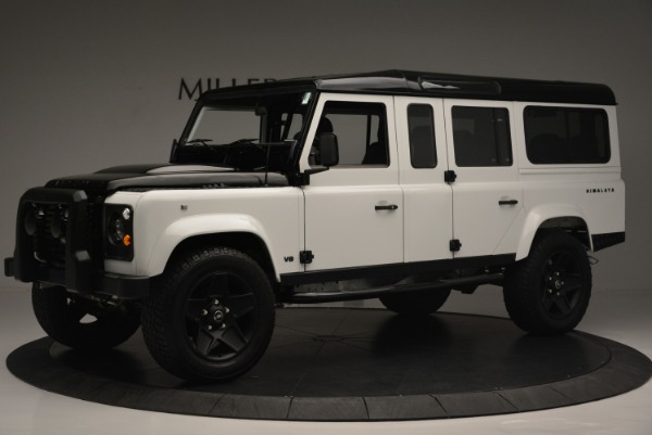 Used 1994 Land Rover Defender 130 Himalaya for sale Sold at Rolls-Royce Motor Cars Greenwich in Greenwich CT 06830 2