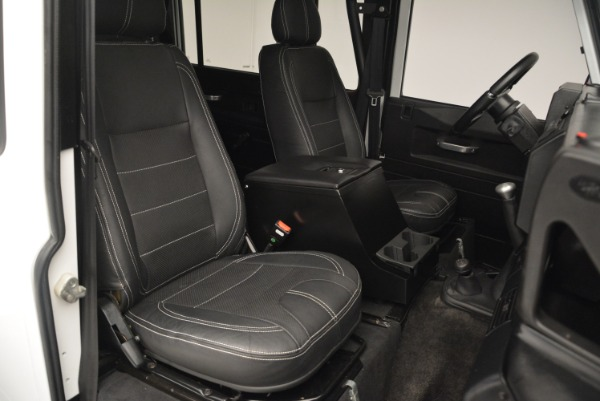 Used 1994 Land Rover Defender 130 Himalaya for sale Sold at Rolls-Royce Motor Cars Greenwich in Greenwich CT 06830 21
