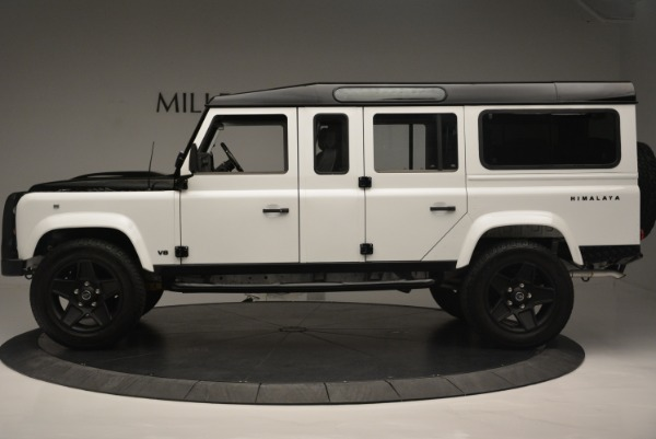Used 1994 Land Rover Defender 130 Himalaya for sale Sold at Rolls-Royce Motor Cars Greenwich in Greenwich CT 06830 3